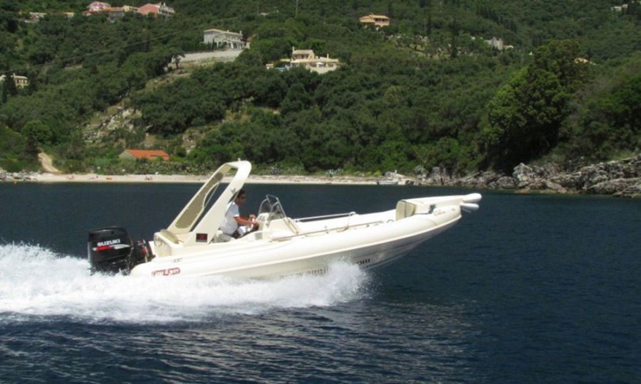 Tequila Sunrise (200 HP)